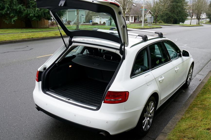 2009 Audi Avant Quattro