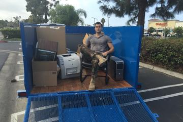 Anaheim coastal hauling and junk removal