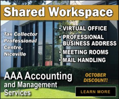 professional business address virtual office shared workspace