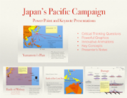 WWII Japans Pacific Campaign PowerPoint
