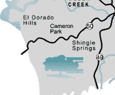 El Dorado Hills, Cameron Park, Shingle Springs, El Dorado