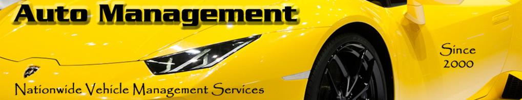 Auto Management inc  - Take Over Payments