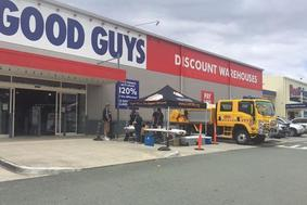 The good guys BBQ