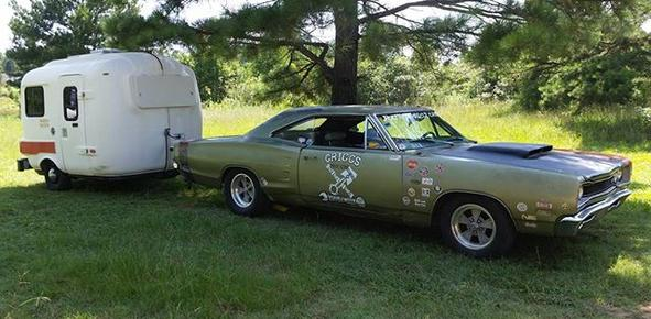 Ratty Muscle Car Show