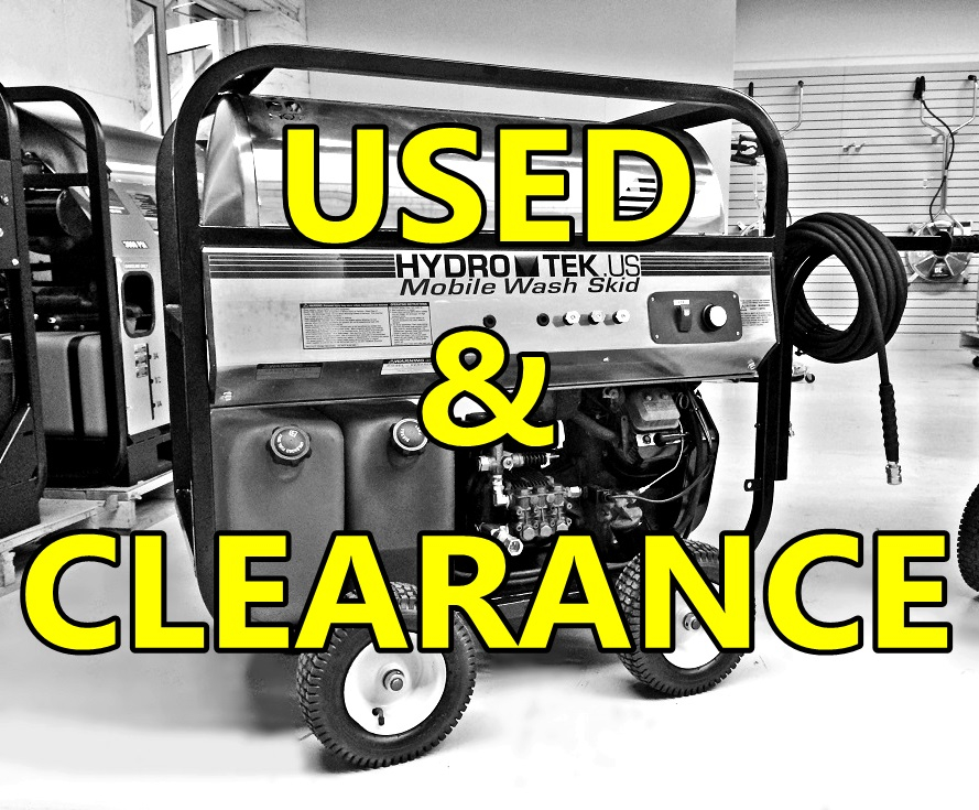 Ohio's Largest Pressure Washer Showroom - 3r Sales & Service