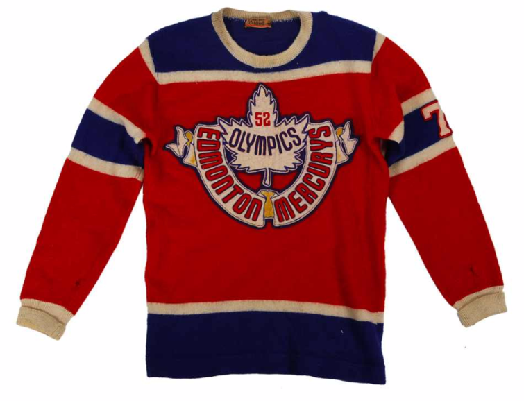 ... Mercury s jerseys from the 1950 s. This high end garment features  double elbows and shoulders with embroidered logos 63cd4821fce