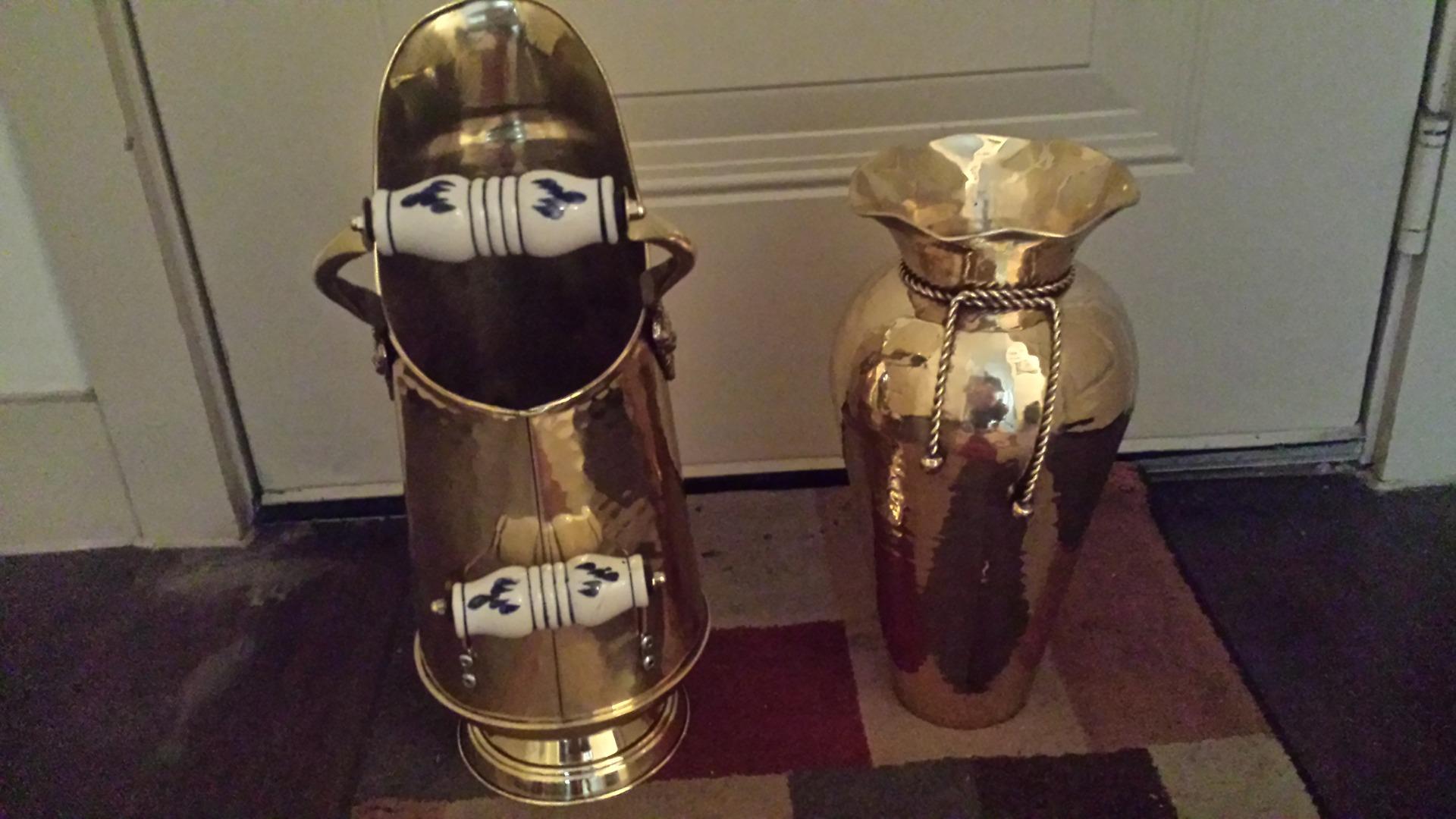 Antique Restoration, Brass Polishing, Chrome Plating