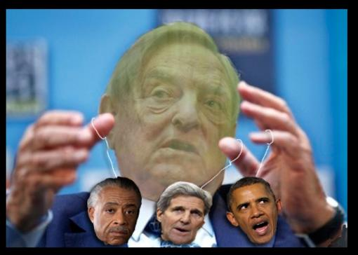 George Soros, the Great Puppet Master