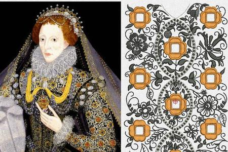 Designs From Time Historical Embroidery Reproductions