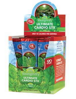 ULTIMATE CARDIO STX™ - 30 COUNT BOX