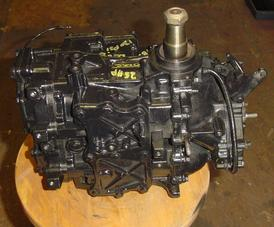 Used shortblock for a 1989 25 hp Johnson or Evinrude outboard motor.