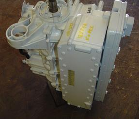 Used 1984 125 hp Force outboard motor shortblock 800-818154T18