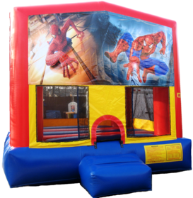bounce house jump and bounce