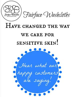 customer reviews Fairface washcloths