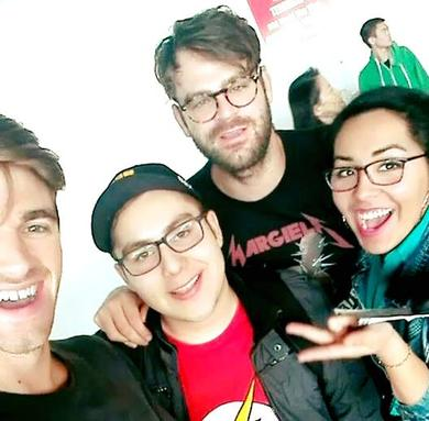 The Chainsmokers, Maddy Happy, DJ Toto, A Moll