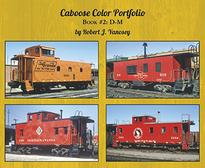 Caboose Color Portfolio Book #2: D-M