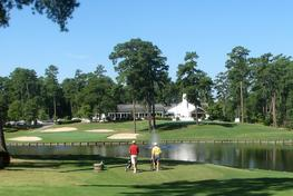 Pinehurst a great place to live or Retire