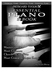 Essential Piano E-Book Fretboard Toolbox