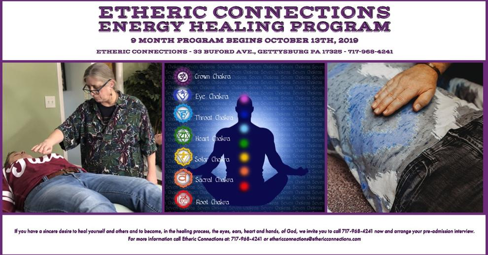 9 Month Energy Healing Class