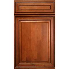 Mocha Maple Glazed K10 J&K Cabinetry
