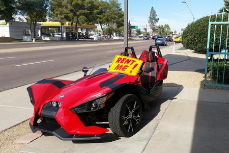 Great rates on exotic vehicles
