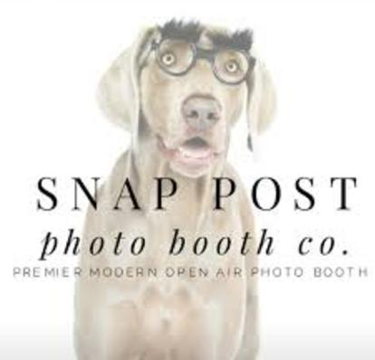 Snap Post Photobooth Logo Image, Preferred vendor for Castle McCulloch.