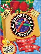 Lil Shoppers Shoppe school santa shop
