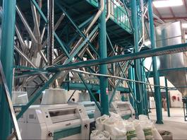 corn flour milling machines for commercial use