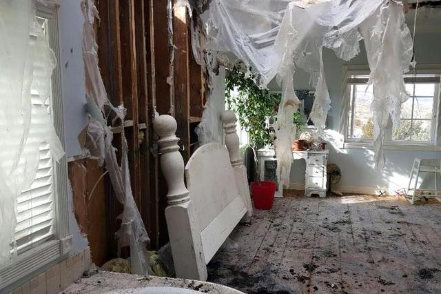 Fire Damage, Smoke Damage Cleanup in Reseda, CA