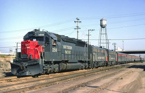 Emd Sdp45 Diesel Electric Locomotive