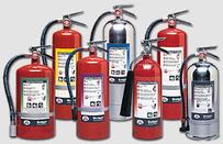 Fire Extinguishers ICON SAFETY CONSULTING INC.