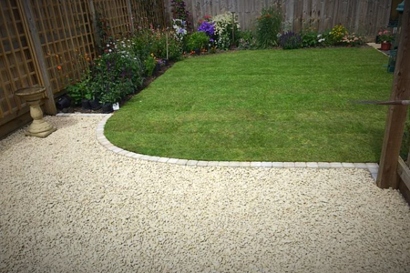Garden Landscape job in Frome