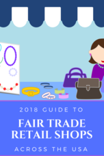 Fair Trade Retail Stores in the US Guide #fairtrade