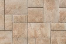 Unilock Concrete Paver Beacon Hill Flagstone Color Tuscany