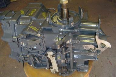 Used 1989 Force 50 hp outboard motor shortblock 818152A19