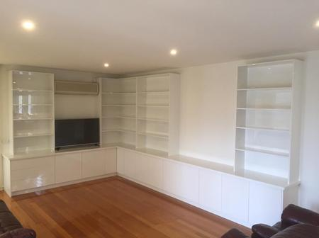 Melbourne Kitchen Renovators Wall Units