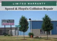 Speed and Floyds Collision Repair Shop Moline IL
