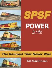 SPSF Power In Color The Railroad That Never Was