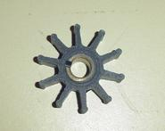 47-F901065-1 Chrysler and Force outboard motor water pump impeller. On certain engines this impeller must be used with a 3 bolt housing. If you have a 4 bolt housing on your motor, you can use impeller #18-8903 or OEM part number 47-F436065-2 which is $14.60.