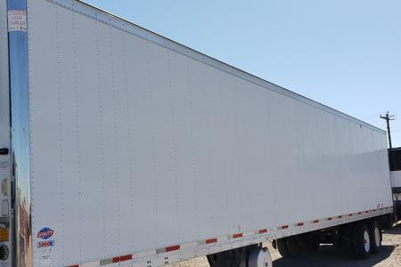2007 53x102 Utility Trailer withRail Gate