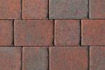 Unilock Concrete Paver Camelot Color Rustic Red