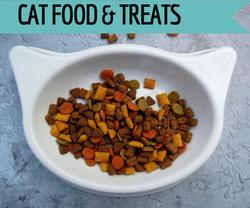 Cat food & treats at Golf Rose Pet Store | Golf Rose Animal Services