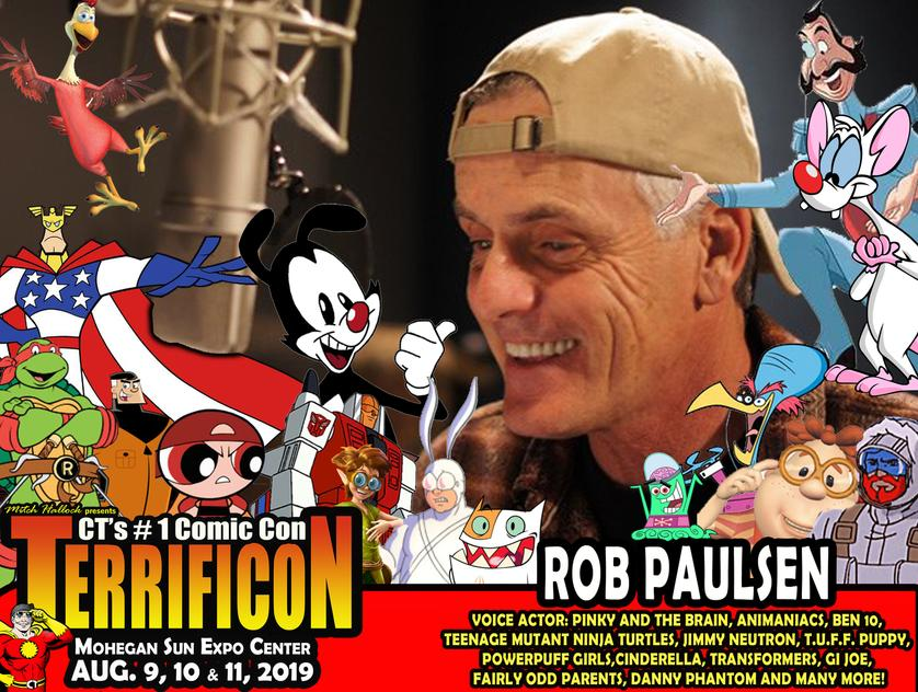 ROB PAULSEN TERRIFICON
