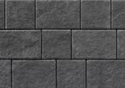 Unilock Concrete Permeable Paver in Transition in Charcoal Color
