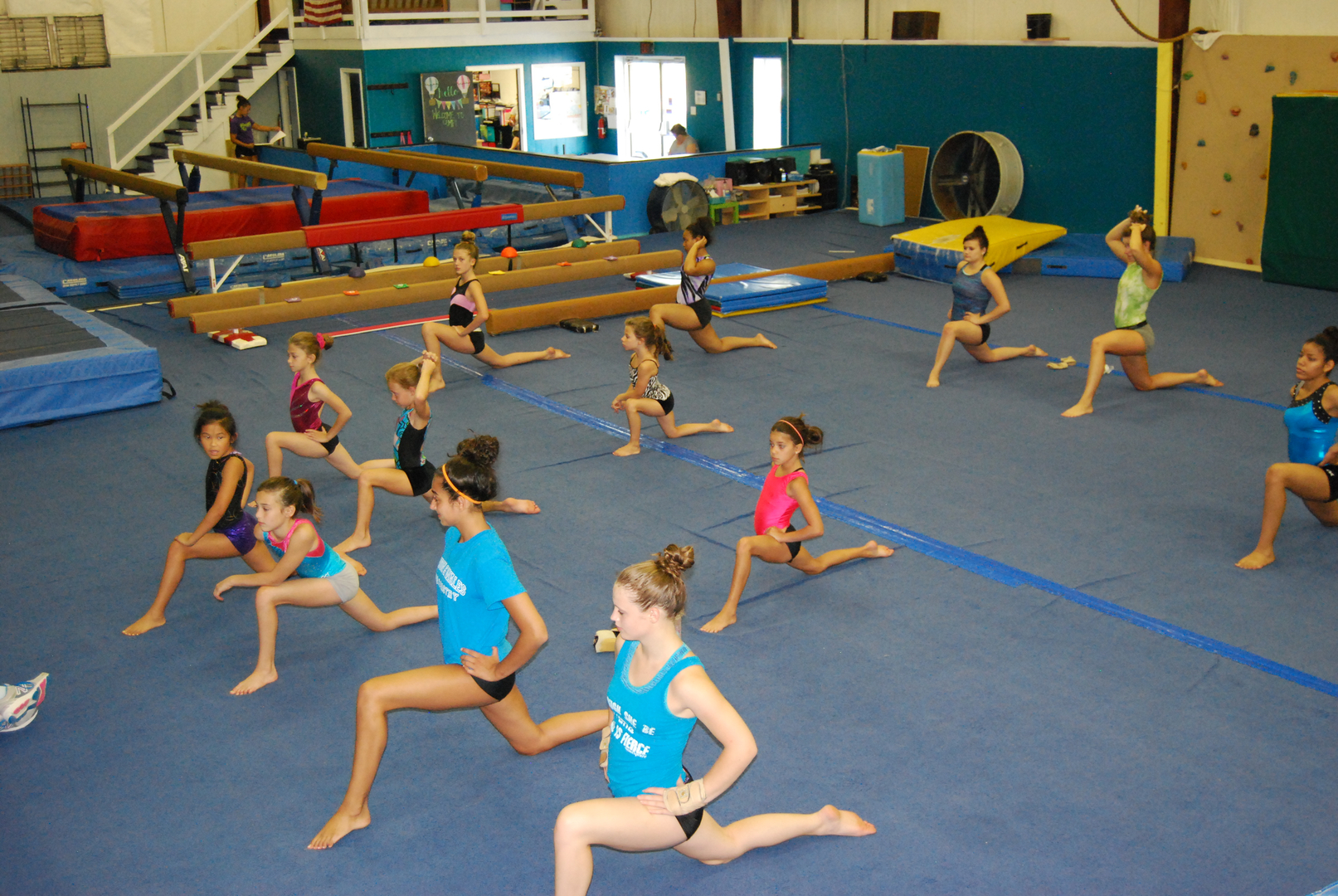 Gymnastics Open Gym Near Me