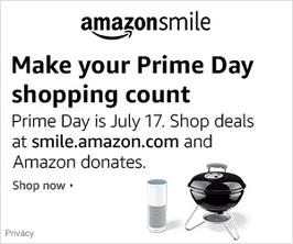 Shop Amazon Smile and Donate to MHASEFL