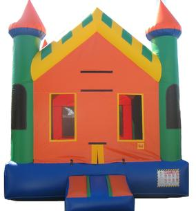 Jumping, Bouncing , bounce House