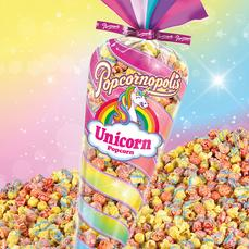 unicorn fruity popcorn fundraising