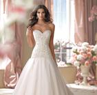 wedding dress picture