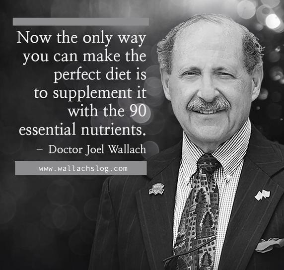 90 nutrients in all are needed in our daily diet.
